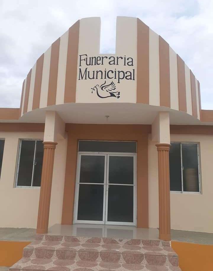 REMOZADA LA ESTRUCTURA FÍSICA DE LA FUNERARIA DE ESA COMUNIDAD DE SABANA YEGUA